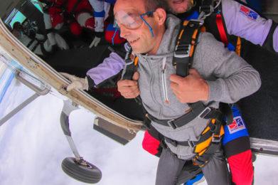 skaczemy ze spadochronem