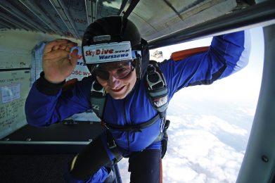 szkolenie skydive warszawa